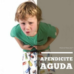Apendicite Aguda | Pediatracast | #EP81